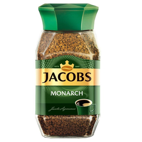 Растворимый кофе Jacobs Monarch, Якобс Монарх 47.5 гр